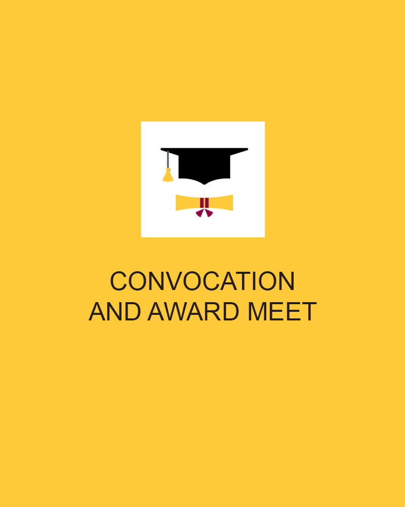 Convocation and Award Meet